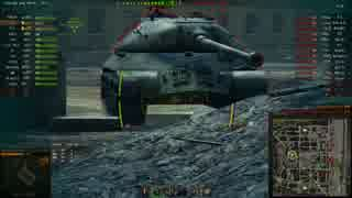 【WoT:IS-6】ゆっくり実況でおくる戦車戦
