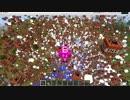 【Minecraft】  macproでTNT60000個爆発させた結果 【実況】