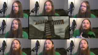 ゼルダの伝説 時のオカリナ「風車小屋」のアカペラ