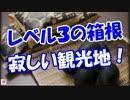 【レベル3の箱根】 寂しい観光地!