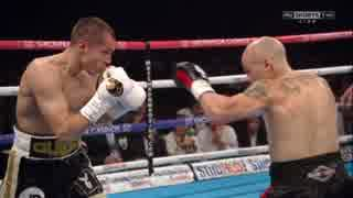 ボクシング スコット・クイッグ vs キコ