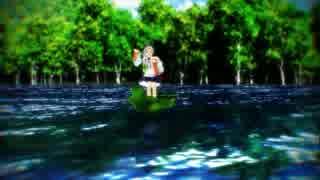 【東方MMD】布都ちゃんが浮遊する不思議な船に普通に乗るだけ
