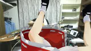 【第15回MMD杯予選】一人でギターを弾いているとよくあること