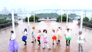 【ボカライブ!】夏色えがおで1,2,Jump!