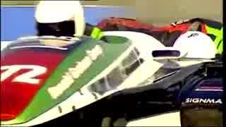 2012 Eastern Airways British F1 Sidecar