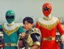 超力戦隊オーレンジャー 第26話「6億歳少年戦士」