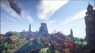 【Minecraft】ゆっくり街を広げていくよ part20