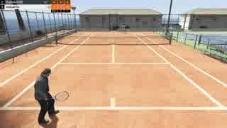 テニスをするだけでチート扱いされる男.gt
