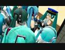 【トクロ・HANASU呼び出し音声選手権】初音駅長のお呼び出し【MMD紙芝居】
