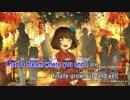 【ニコカラ】Lingering Fireworks【English】<on vocal>