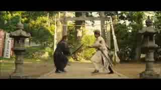 【るろうに剣心】 剣心vs張 【戦闘シーン】