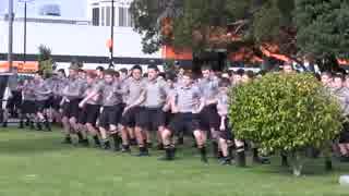 [ニュージーランド]亡き恩師に捧げる1700人のハカ