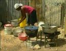 廃金属で鍋を作る
