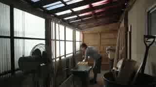 琉球ガラス職人