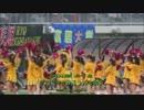 2015.08.01 ザスパクサツ群馬 VS FC岐阜 in 正田醤油スタジアム群馬 #thespa #fcgifu