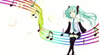 【初音ミク】Your Color RainbowS/ドッシー【アレンジ曲】