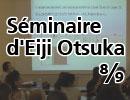 【パリ講習】Séminaire d'Eiji Otsuka 8/9 Méthode de mise en scène pour pro