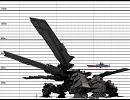 【アーマードコア】ACと他作品のロボット兵器を比較してみた 3B