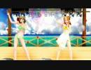 【APヘタリアMMD】ベルxモナ Sun shine side【女子フェス】