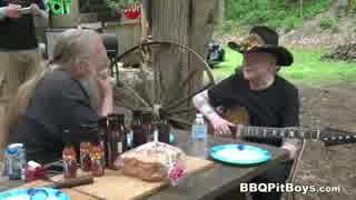 ブルースギタリスト ジョニー・ウィンターとの会話