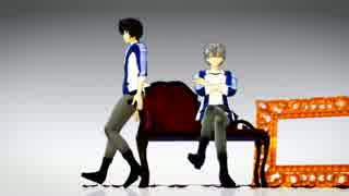 【MMDあんスタ】Just a game【泉+凛月】 thumbnail
