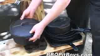 調理器具と調味料の紹介