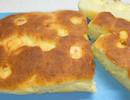 朝食にピッタリ!しっとりチーズ角パン♪