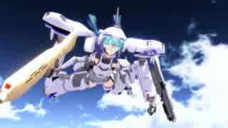 【第15回MMD杯本選】KAZEHIME -The Wind Princess- The Chaser