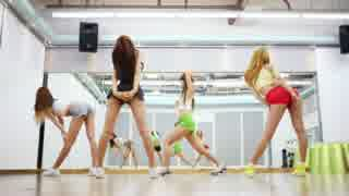HELLOVENUS  「Wiggle Wiggle Dance」 Training Session