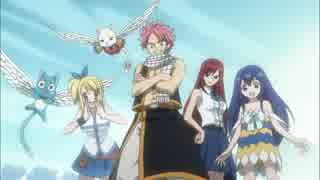 FAIRY TAIL ED6  -Be As One-