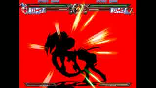 Guilty Gear XX Reload ー ストーリー特殊