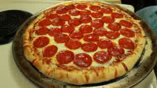 ピッザ作り