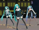 【MMD】Happy Halloween Miku×3.mp4