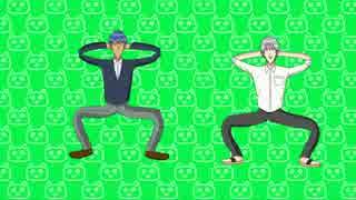 【ED】学園ハンサム The Animation【ハン