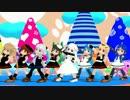 【第15回MMD杯Ex】ホイホイズのLap Tap Love【MMD艦これ】
