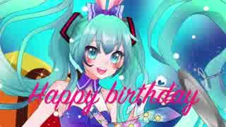 【初音ミクV3English】Birthday【レネ Kat