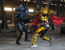 仮面ライダーキバ 第42話「パワー・オブ・ラブ・王の怒り」