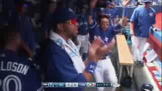 【MLB】2015年メジャーリーグ珍プレー(8月編) thumbnail