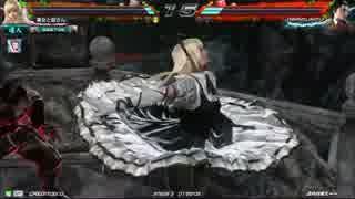 鉄拳7 モノクロームゴシック(リリ)