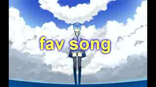 【初音ミク】fav song【オリジナル】