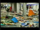 ハンガリー政府の支援は線路に投捨てw難民が去ったブダぺスト駅の惨状が