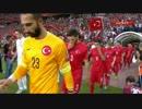 【EURO2016】 予選グループA 第8節 トルコ vs オランダ