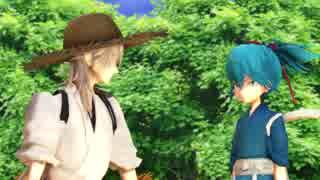 【MMD刀剣乱舞】鶴丸さんがみんなに夏を届ける話 ②【ぐだぐだ寸劇】 thumbnail