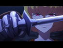 オーバーロード 第9話「漆黒の戦士」