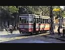 ハノイの電車