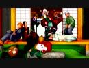 【MMD鬼徹】ペッパー〇部【へべれけたちの底力】