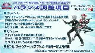 【PSO2】 EPISODE3大型アップデート「未来
