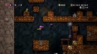 【Spelunky】 事故らんきー part14