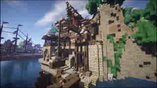 【Minecraft】ゆっくり街を広げていくよ part22-1