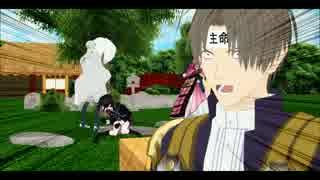 【MMD刀剣乱舞】どっきりどっきりDON DON!